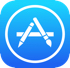 app store review logo